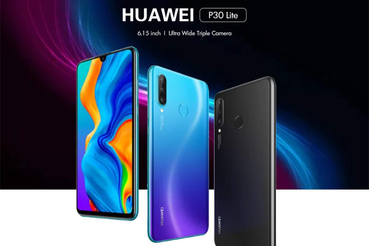 huawei p30 lite image-GearBestで「Huawei P30 Lite」が約37,000円になるフラッシュセール開催中![PR]