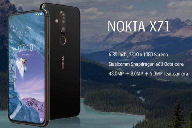 nokia x71 gearbest 640x427-「Nokia X71」がGearBestで約45,000円になるフラッシュセール開催中![PR]