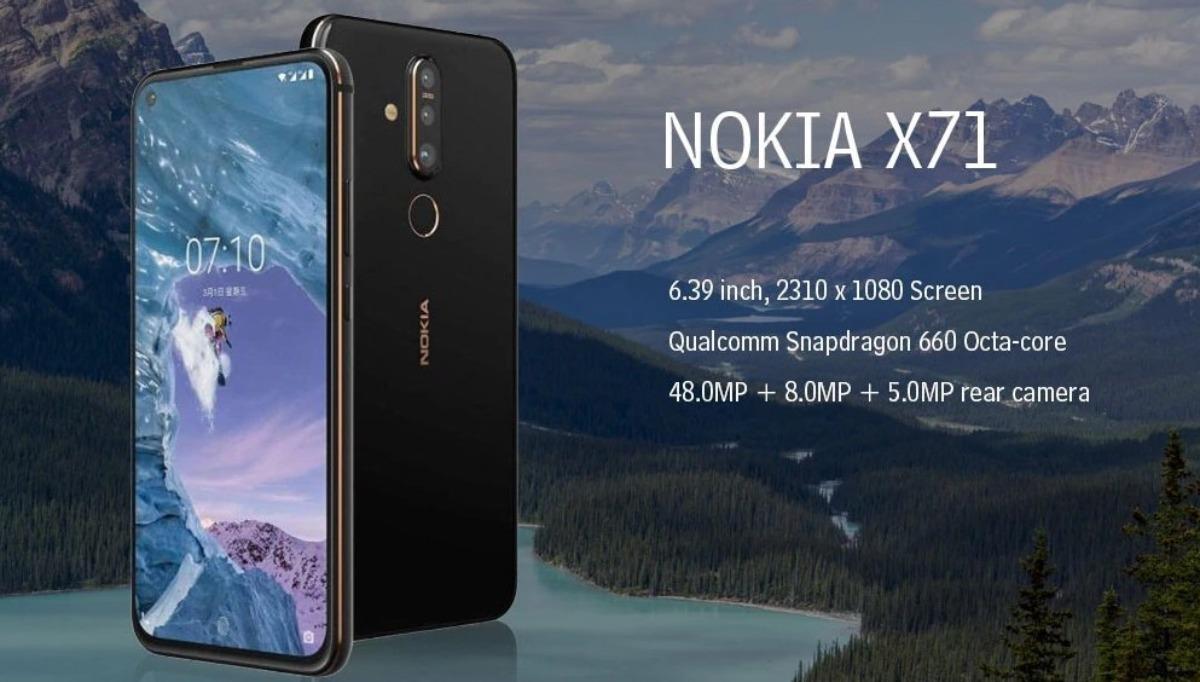 nokia x71 gearbest-「Nokia X71」がGearBestで約45,000円になるフラッシュセール開催中![PR]