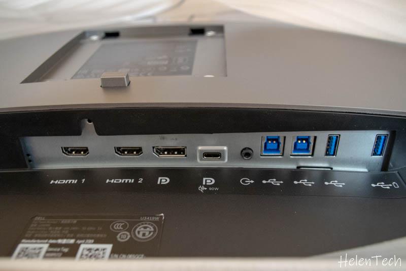 review dell u3481w monitor 006-DELLのウルトラワイドモニタ「U3419W」を購入したのでレビュー!USB-C接続対応の曲面ディスプレイ