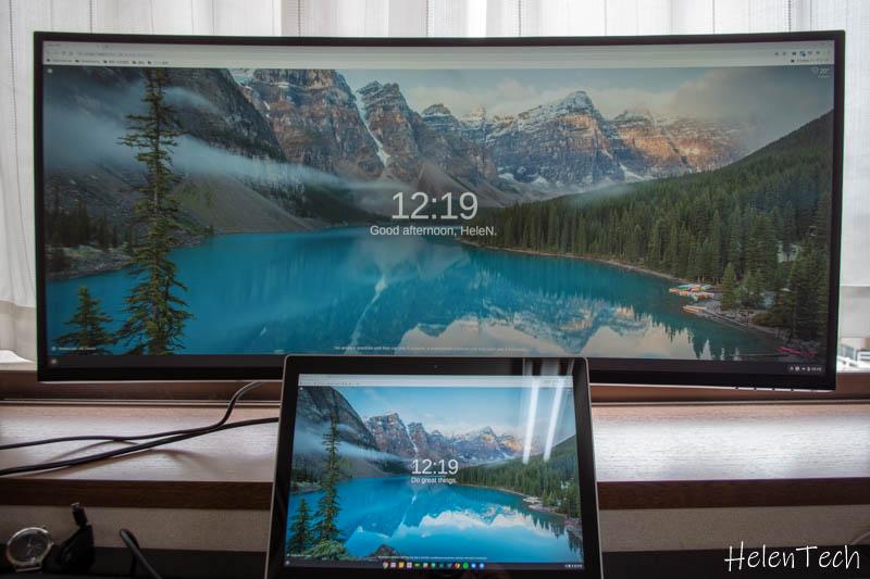 review dell u3481w monitor 013-DELLのウルトラワイドモニタ「U3419W」を購入したのでレビュー!USB-C接続対応の曲面ディスプレイ