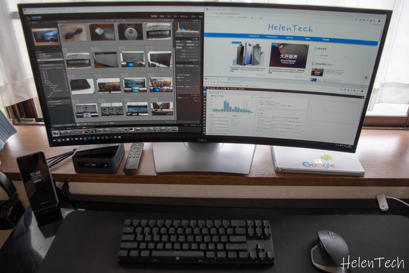 review dell u3481w monitor 019-DELLのウルトラワイドモニタ「U3419W」を購入したのでレビュー!USB-C接続対応の曲面ディスプレイ
