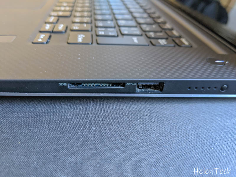 review dell xps 15 006-デルアンバサダーで借りた「DELL XPS 15 9560」を約1ヶ月間使ってみてのレビュー!かなりオススメです。