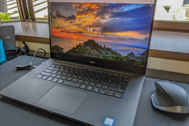 review dell xps 15 640x427-デルアンバサダーで借りた「DELL XPS 15 9560」を約1ヶ月間使ってみてのレビュー!かなりオススメです。