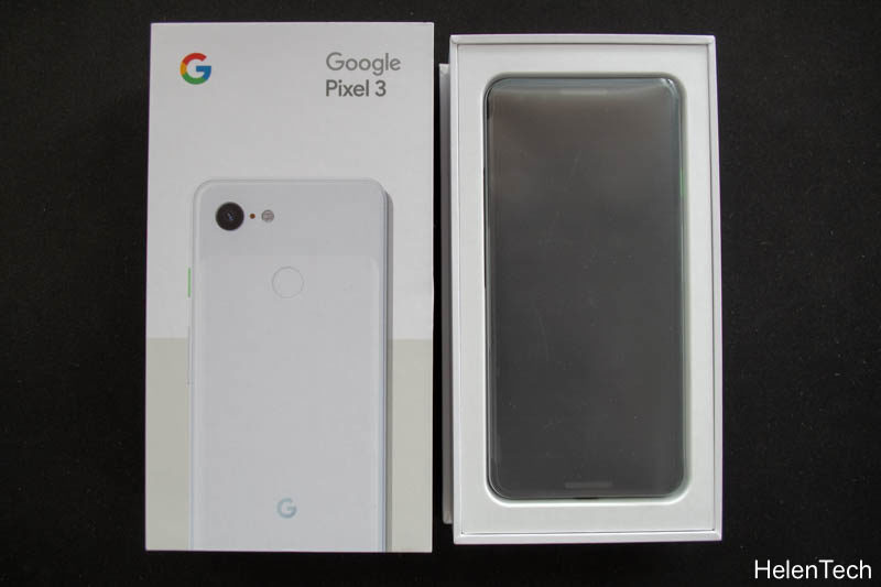 review google pixel3 002 800x533-Googleの「Pixel 3」をこのタイミングで購入したので「3a」を選ばなかった理由とあわせてレビュー!