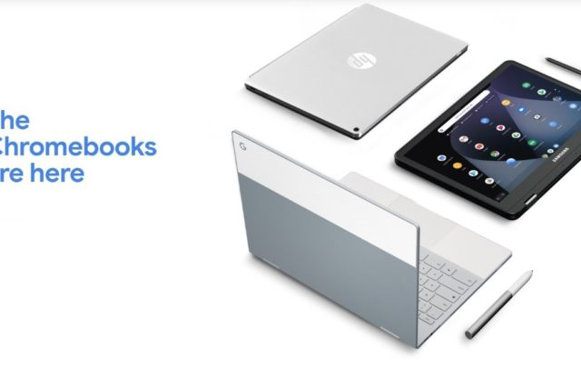 the chromebooks are here image 640x427-Snapdragon搭載のChromebook「Bubs」も開発中とのウワサ