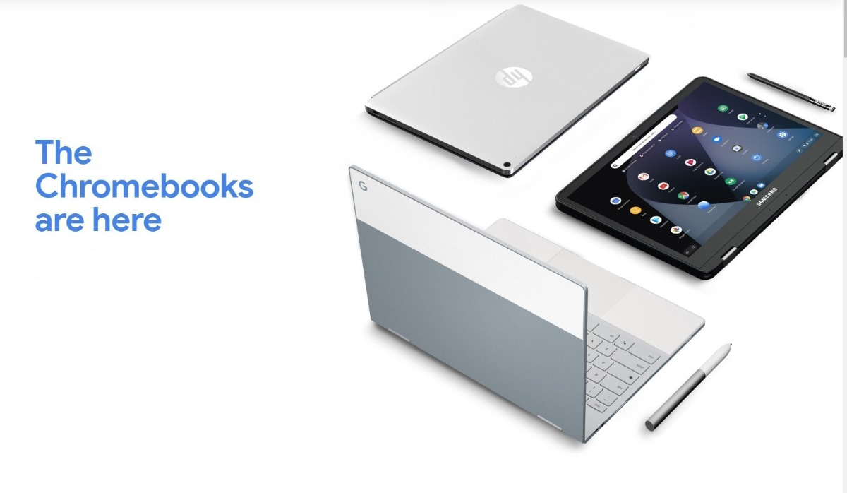 the chromebooks are here image-Snapdragon搭載のChromebook「Bubs」も開発中とのウワサ