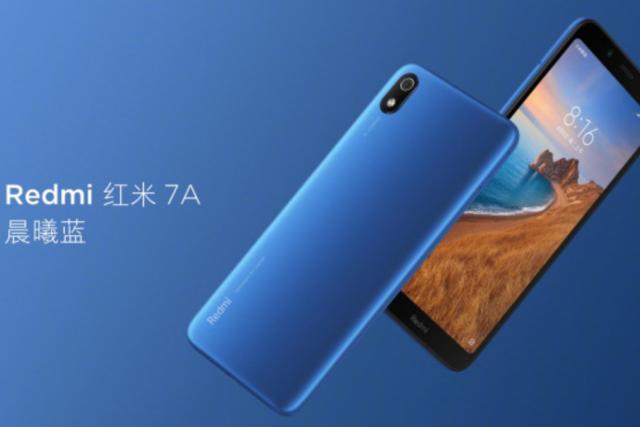 xiaomi redmi 7a image 640x427-Xiaomiがエントリークラスの「Redmi 7A」も5月28日に発表する予定。スペックをまとめておく