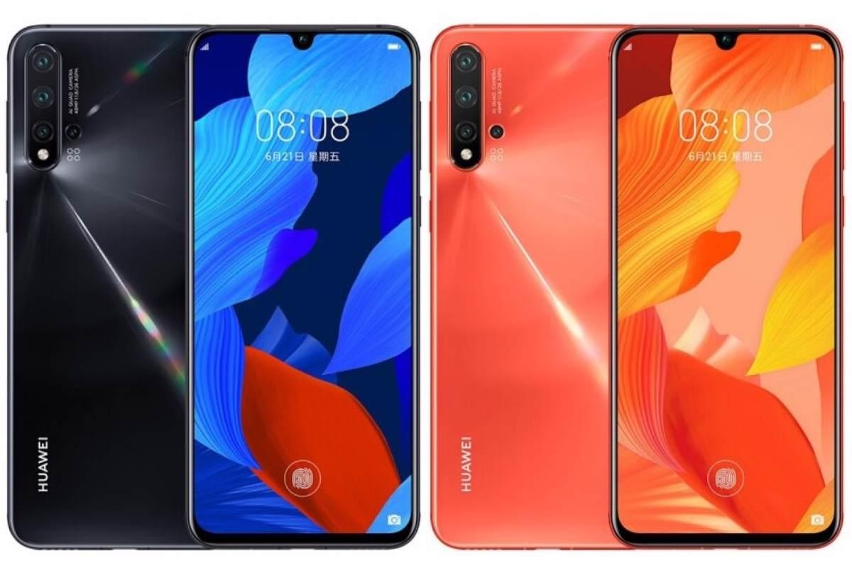 Huawei-nova-5-series