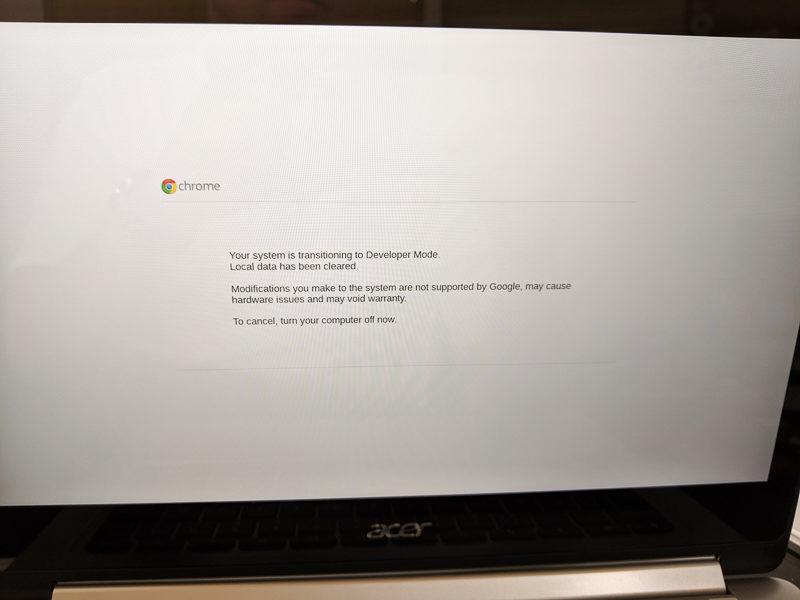 IMG 20190605 134129 800x600-Chromebook(Chrome OS)をCanaryチャンネルに切り替える方法