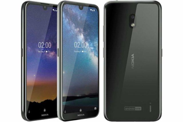 Nokia 2 2 main image 640x427-エントリーモデルの「Nokia 2.2」がインドで正式に発表されました。低価格でもノッチあり、フェイスアンロック対応