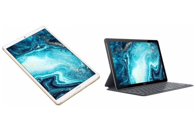 huawei mediapad m6 release 640x427-Huaweiが中国で「MediaPad M6」を発表しました。8.4インチと10.8インチのAndroidタブレット
