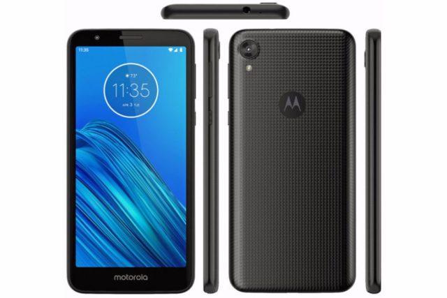 moto e6 plus render 640x427-モトローラは「Moto E6」と「Moto E6 Plus」というエントリーモデルのスマートフォンも発表予定