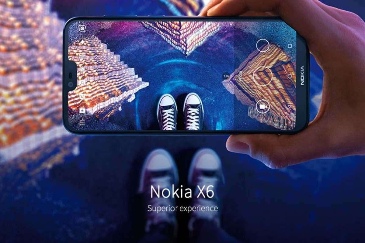 nokia x6 image-GearBestで「Nokia X6」がさらに安く!期間限定フラッシュセールでなんと17,759円で販売中[PR]