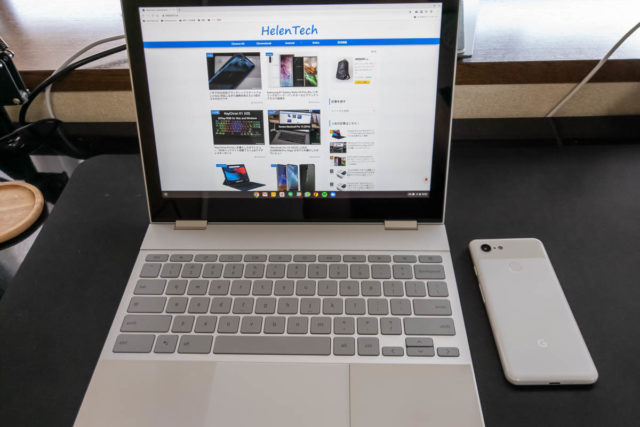pixelbook virtual desks 640x427-Chromebook「Hatch」はCore i3-10110Uを採用?ベンチマークが登場