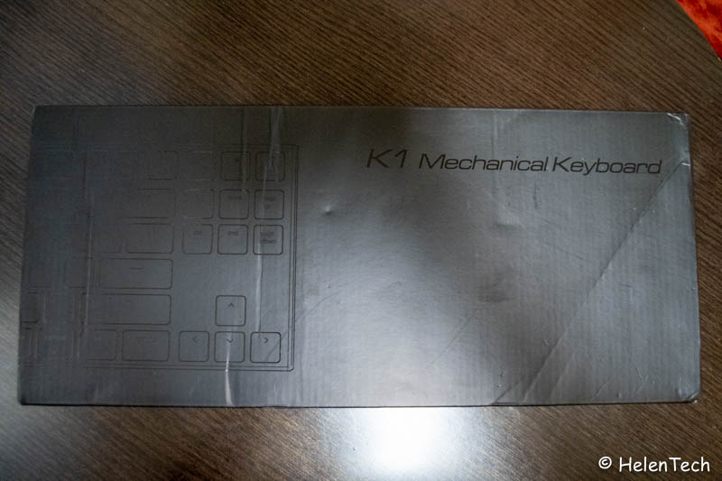 review keychron k1 v2 002-「Keychron K1(V2)」を購入したのでレビュー!RGBバックライト搭載でスリム&ワイヤレスキーボード