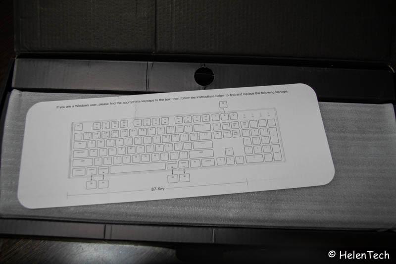 review keychron k1 v2 003-「Keychron K1(V2)」を購入したのでレビュー!RGBバックライト搭載でスリム&ワイヤレスキーボード