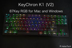 review keychron k1 v2 240x160-ベルロイの「Laptop Sleeve for Google」を購入したのでレビュー!やっぱPixelbookシリーズ用だな…