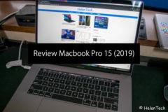 review macbook pro 15 2019 main 240x160-「Macbook Pro 15 (2019)」上位の32GBRAM/Pro Vega 20モデルを購入したのでレビュー