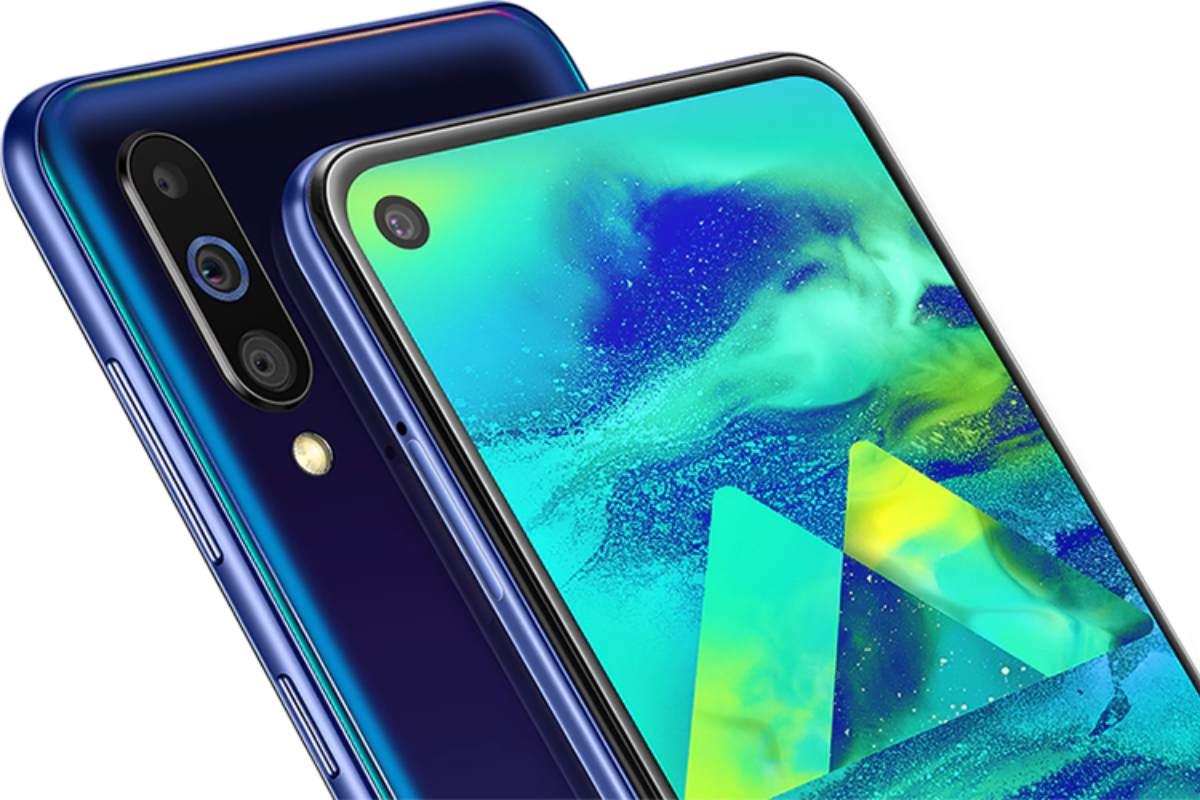 samsung galaxy m40 image-Samsungが「Galaxy M40」をインドで発表。Infinity-OディスプレイにSnapdragon675採用