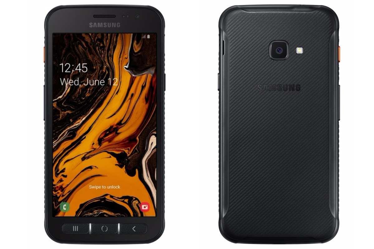 samsung galaxy xcover 4s image-Samsungが「Galaxy XCover 4s」という堅牢性重視のスマートフォンをイタリアで発表