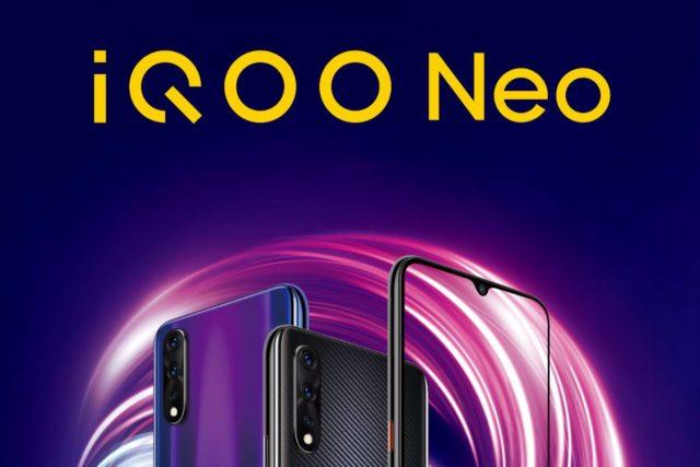 vivo iqoo image 640x427-中国Vivoのサブブランドから「iQOO Neo」という2機種目のスマートフォンが発表予定。