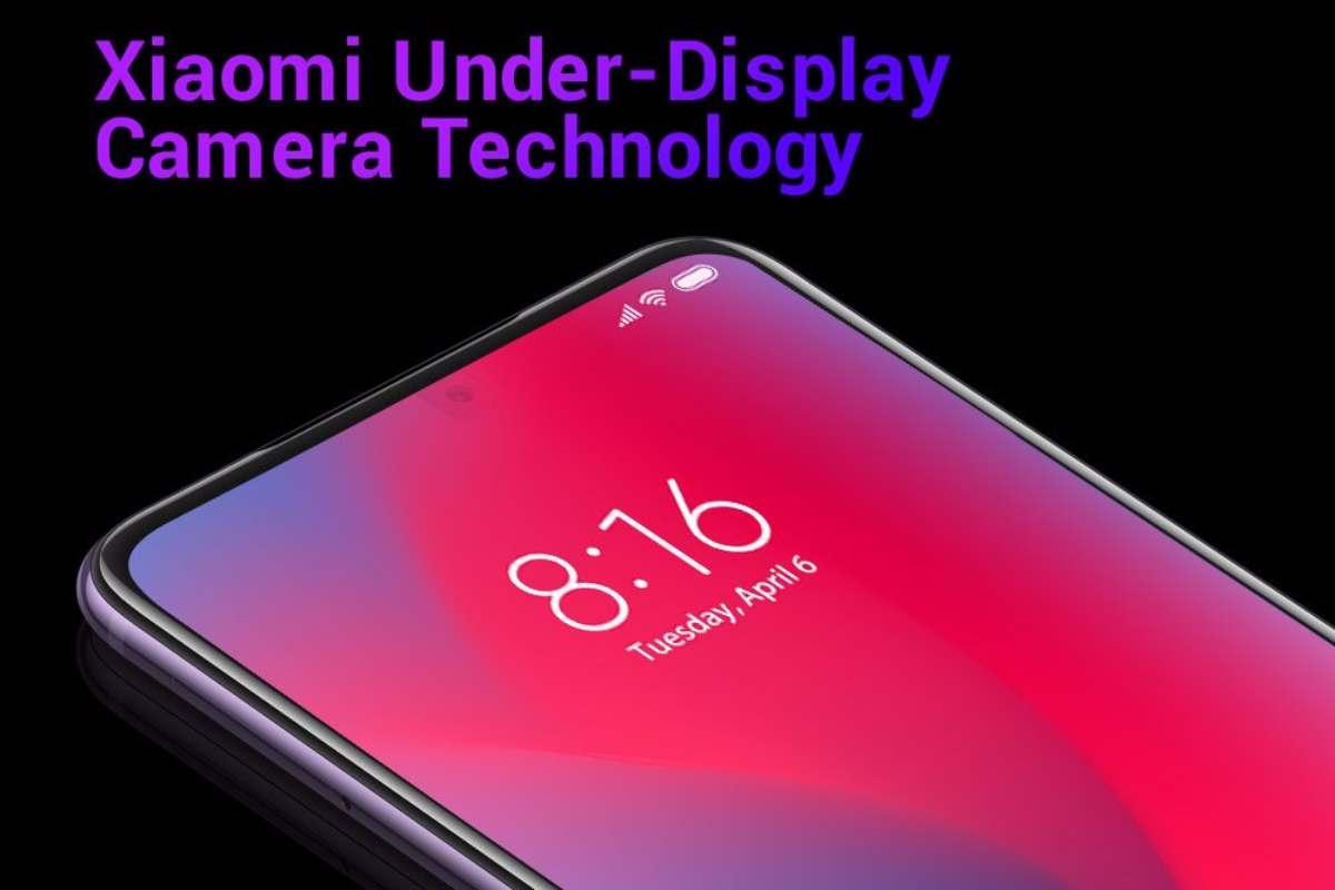xiaomi under display frontcam image-OPPOとXiaomiのアンダーディスプレイフロントカメラの動画が登場。ノッチもベゼルもないモデルが主流になる?