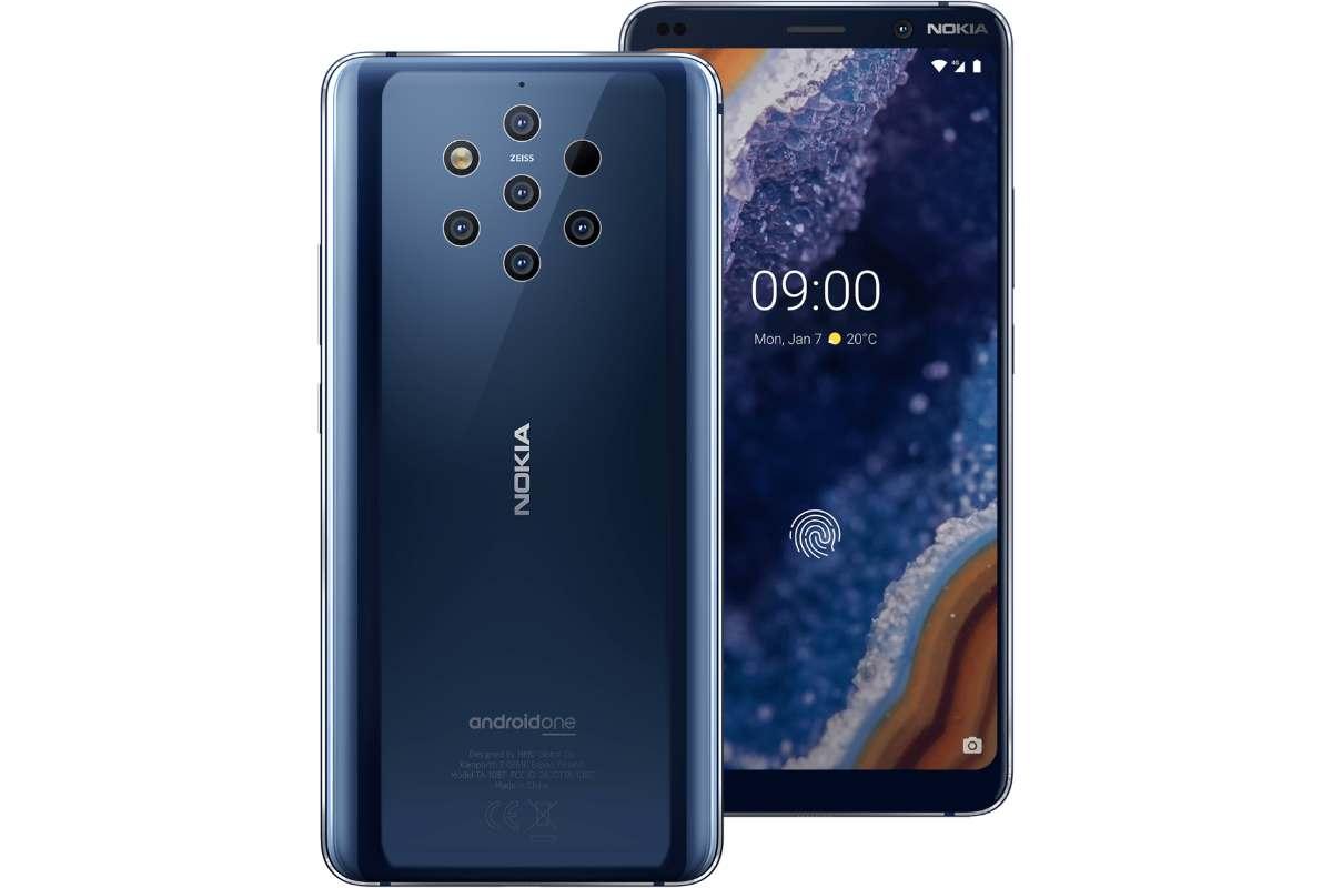 Nokia 9 PureView Image-今年後半に5G対応の「Nokia 9.1 PureView」が登場するかもしれません。パンチホールディスプレイの可能性も