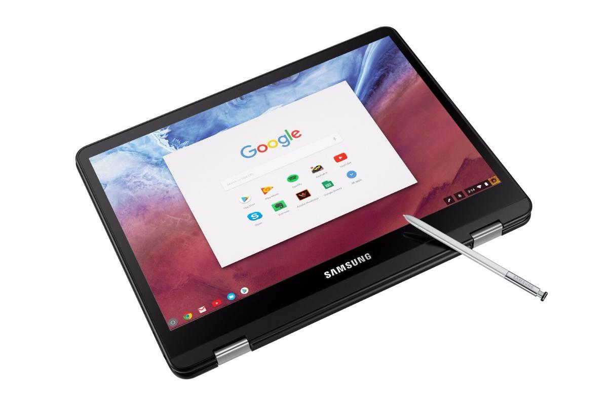 Samsung Chromebook Pro image-「Lenovo Chromebook S330」を購入したのでレビュー!国内4万円以内で購入できるモデルとしては最高だ