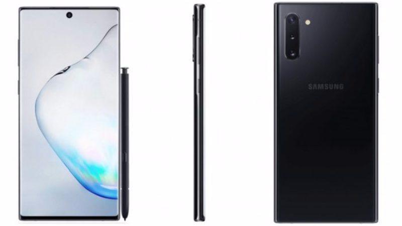 Samsung-Galaxy-Note-10-black