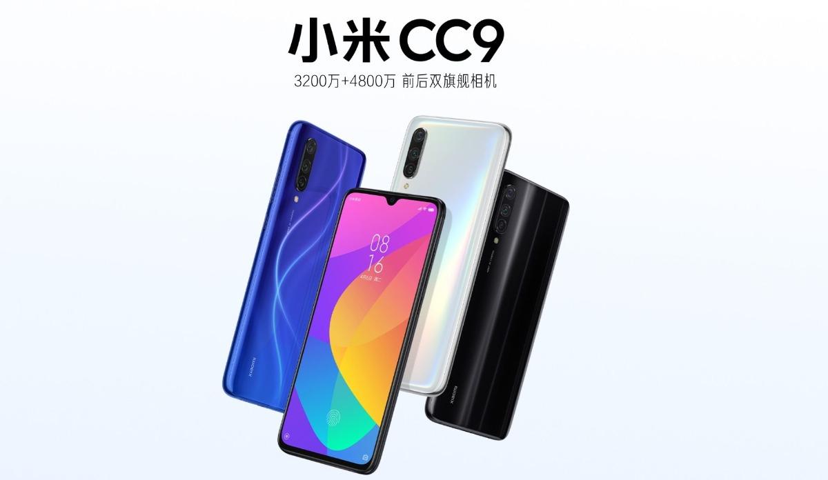 Xiaomi-mi-cc9-series