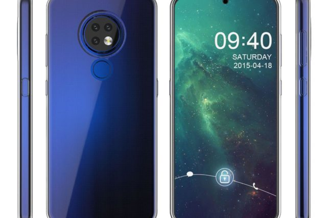 alleged nokia 7.2 ta 1198 case matches previously leaked design 99 640x427-円形配置のトリプルリアカメラは「Nokia 7.2」の可能性。一部スペックがリークされました