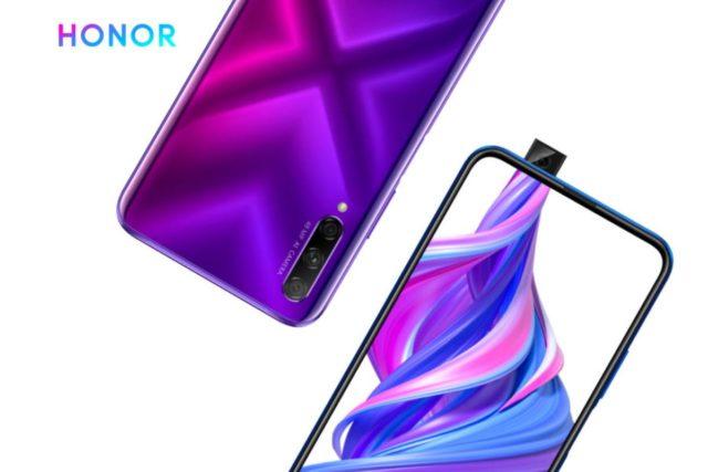 honor 9x and 9x pro image 640x427-ファーウェイが「Honor 9X」と「Honor 9X Pro」を発表。Kirin810とポップアップ式カメラ採用