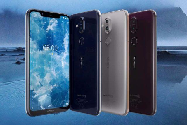 nokia 8 1 image 640x427-「Nokia 8.2」は32MPのポップアップ式フロントカメラとAndroid Qを搭載するかもしれません