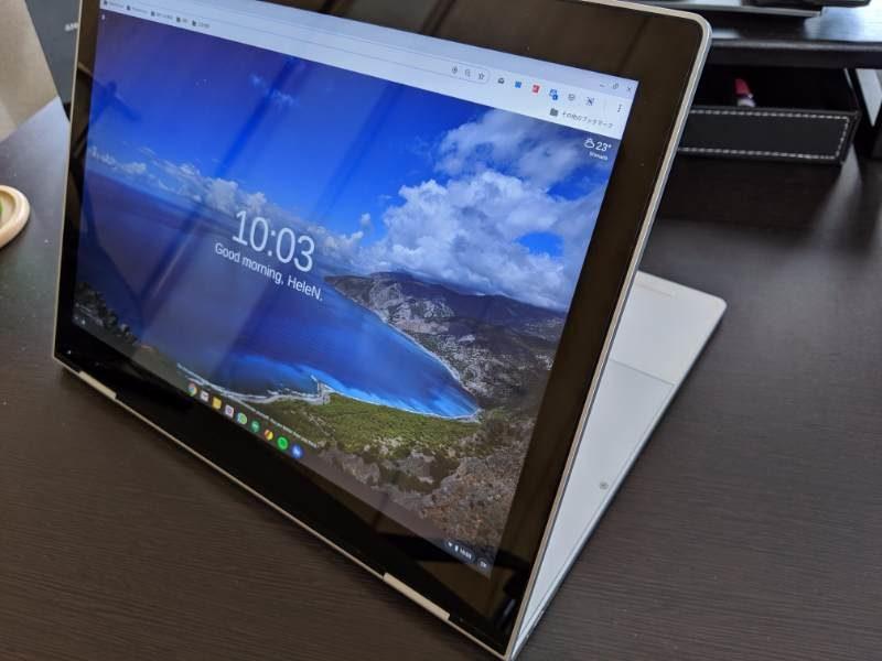 pixelbook display mode 800x600-Chromebook「Atlas」の新しい画像が登場。Google「Pixelbook」後継機の可能性が再び浮上