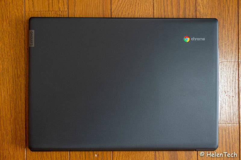 review lenovo chromebook s330 8 800x533-「Lenovo Chromebook S330」を購入したのでレビュー!国内4万円以内で購入できるモデルとしては最高だ