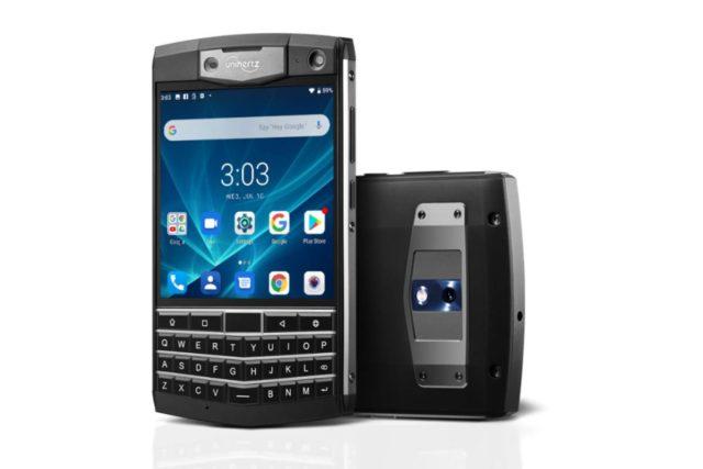 unihertz titan spec image 640x427-Unihertzが「Titan」というAndroid搭載版「Blackberry Passport」みたいな端末を公開