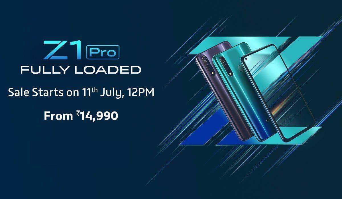 vivo-z1-pro-release-india