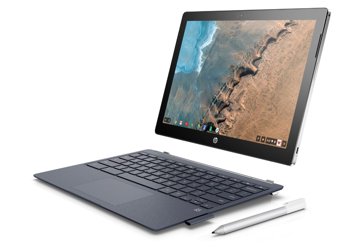 HP Chromebook x2 image-日本HPが「HP Chromebook x2」の販売を公式サイトで開始しました!