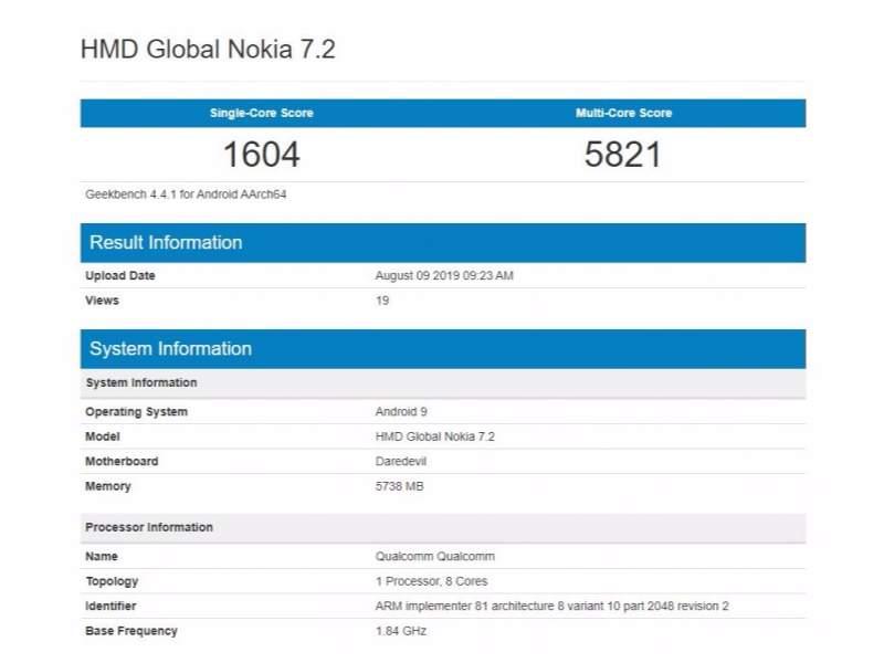 Nokia-7-2-Geekbench