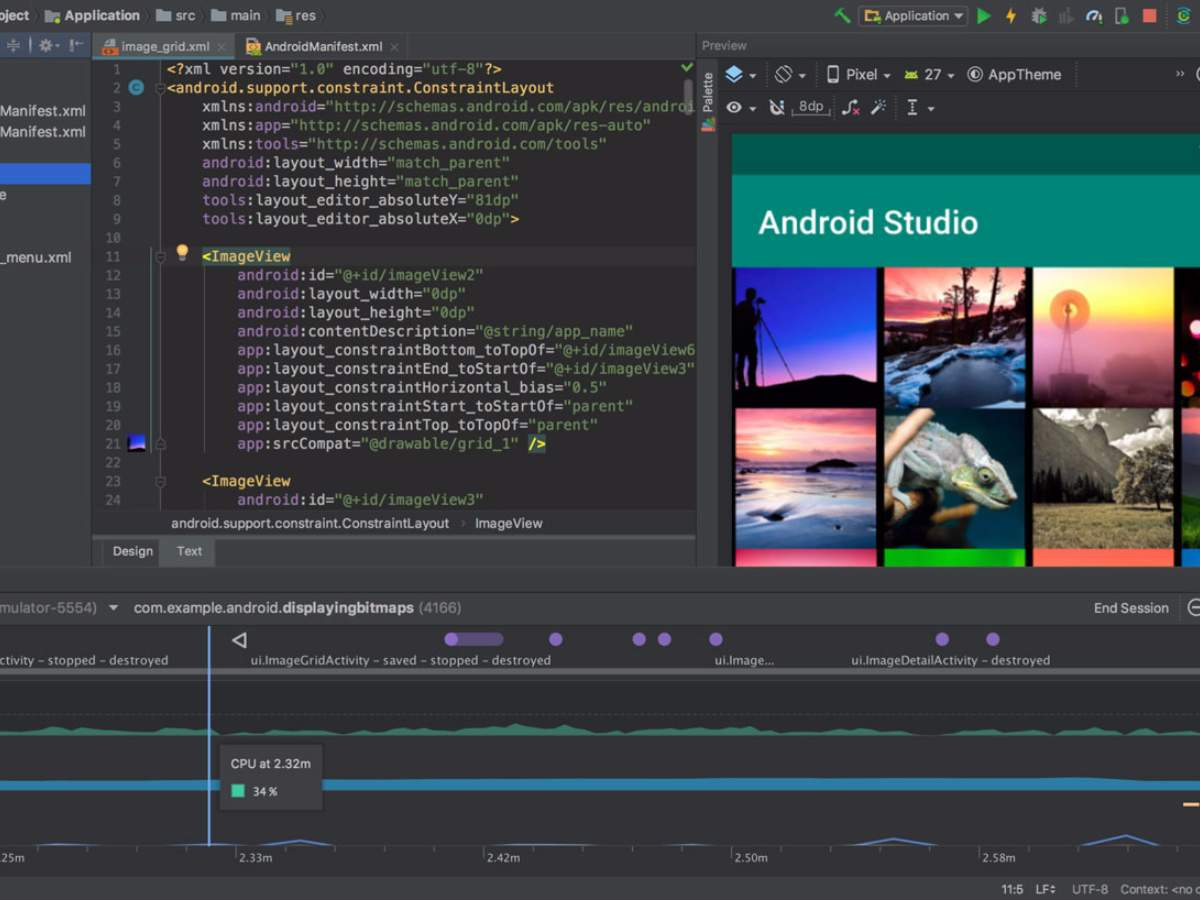 android studio image-IntelのComet Lakeを採用するChromebook「drallion」はDELL製かも?