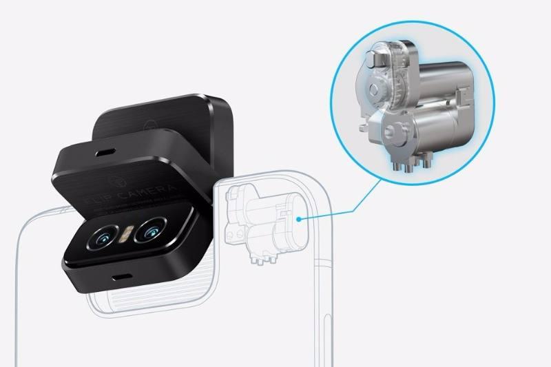 asus zenfone 6 camera Mechanism-ASUSのハイエンドスマホ「ZenFone 6」を実機レビュー!フリップカメラ搭載のユニークなモデル