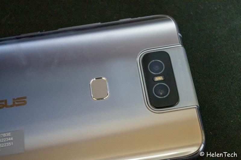 review asus zenfone 6 009-ASUSのハイエンドスマホ「ZenFone 6」を実機レビュー!フリップカメラ搭載のユニークなモデル