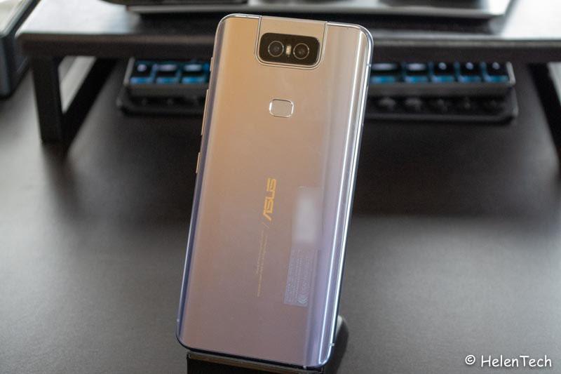 review asus zenfone 6 024-ASUSのハイエンドスマホ「ZenFone 6」を実機レビュー!フリップカメラ搭載のユニークなモデル