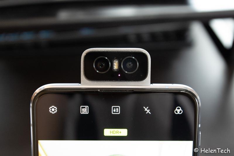 review asus zenfone 6 028-ASUSのハイエンドスマホ「ZenFone 6」を実機レビュー!フリップカメラ搭載のユニークなモデル