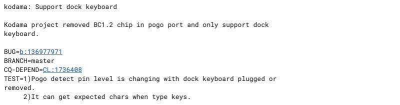 rumor chromebook kodama keyboard 800x210-「Kodama」というChromebookはMediaTek製CPUとして初のデタッチャブルキーボード採用かも