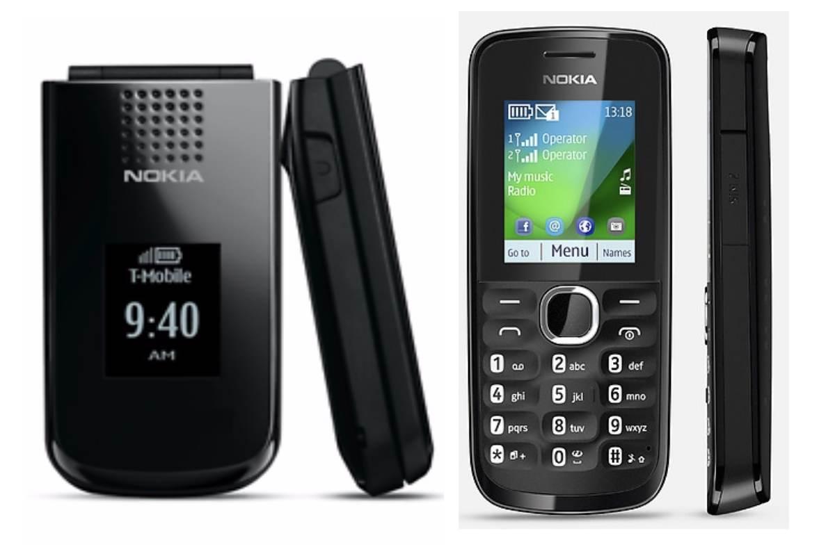rumor nokia 110 2720 2019 ver-Nokiaは「Nokia 110」と「Nokia 2720」の2019年版を近いうちにリリースするかもしれません