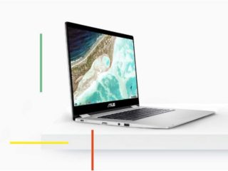 ASUS chromebook c523 image 320x240-「ASUS Chromebook C434TA」のCore i5-8200Y搭載モデルも国内販売開始