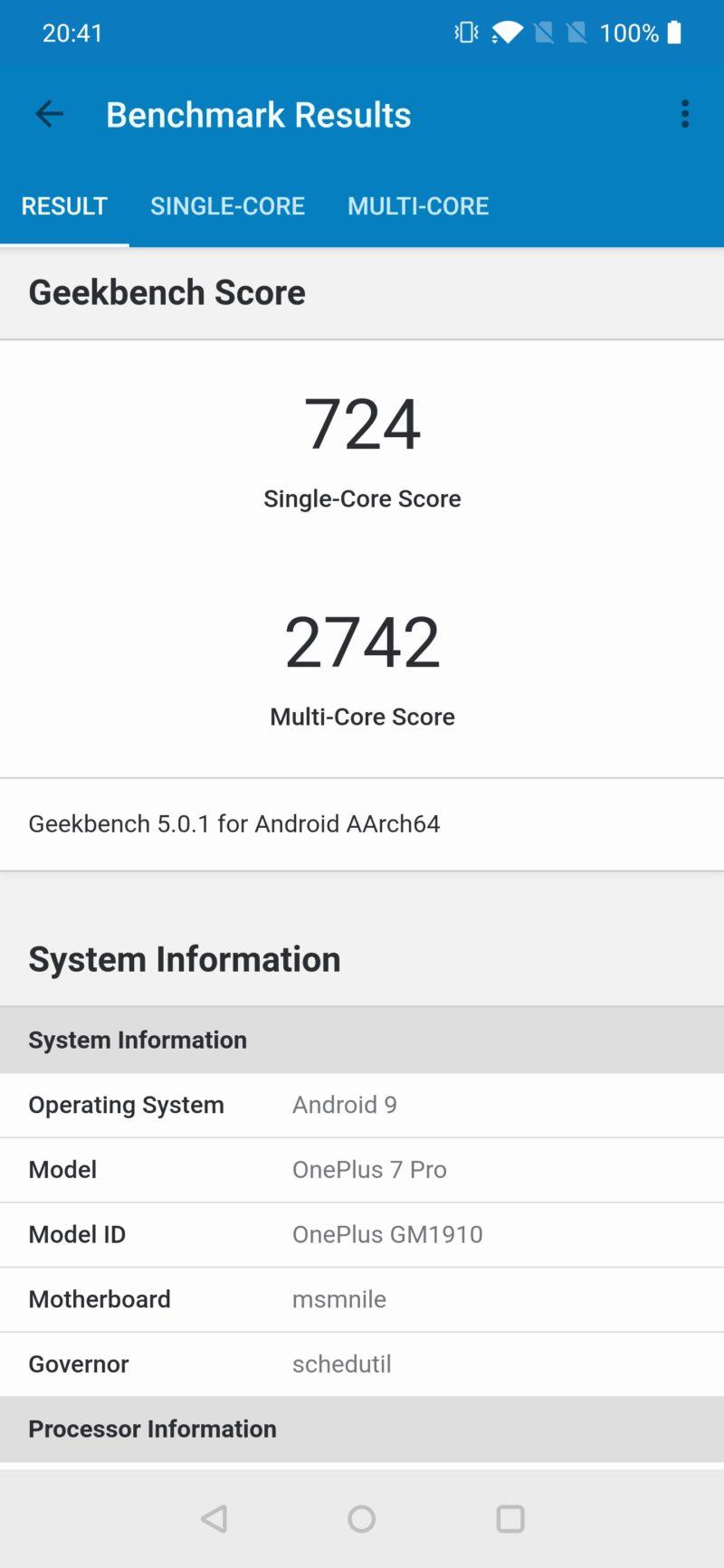 Screenshot 20190917 204141 800x1733-「OnePlus 7 Pro」を実機レビュー!ハイスペックで良いモデルだけど、惜しい部分も目立つ