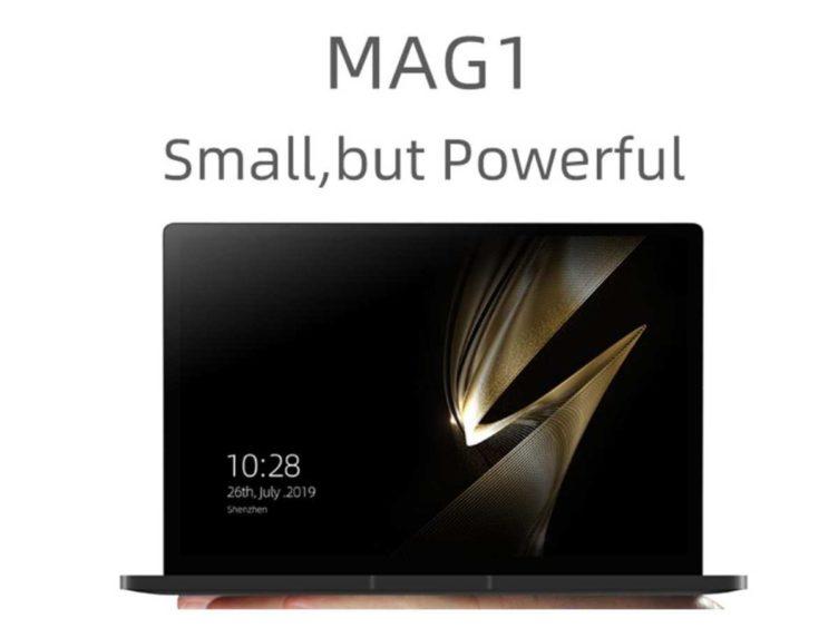 magic ben mag1 image 752x564-8.9インチUMPCの「Magic-Ben MAG1」がGeekbuyingで10月10日からプレセール開始 [PR]